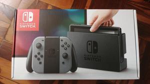 Nintendo Switch Gris NUEVO