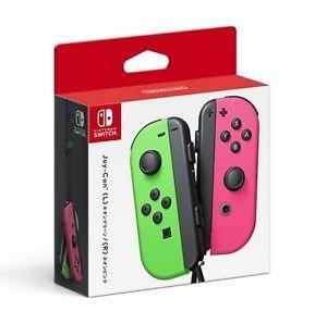 Nintendo Switch Joy-con Edición Splatoon 2 Nuevo Sellado