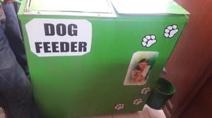 Alimentador para mascotas automático de 12 Kg