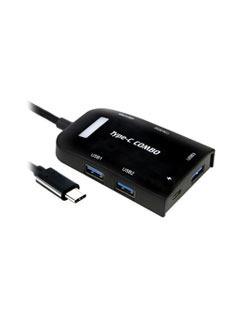 Hub Usb Tipo C Ugreen, Usb 3.0, Micro-sd, Sd, Puerto Power D