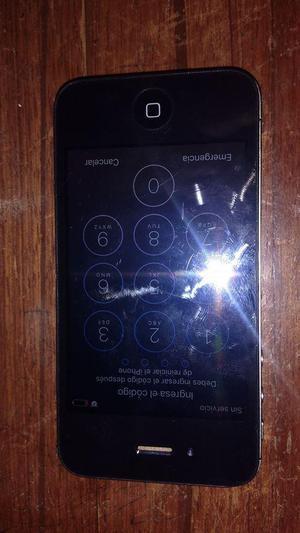 IPHONE 4S REPUESTO O IPOD