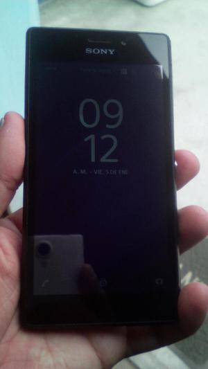 Ocasion Sony Xperia M2 Oferta 130 Soles.