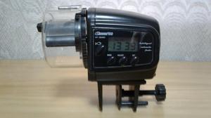 Alimentador Automático Digital De Comida Para Peces /