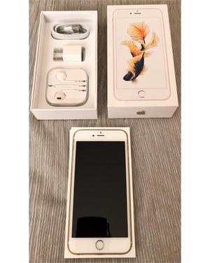 Oferta Iphone 6s Plus Gold 64gb Libre En Caja Regalos