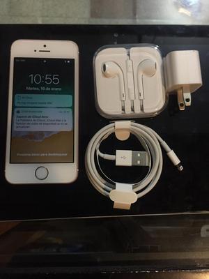 iPhone Se 64Gb Rose Gold Libre 4G