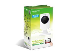 TPLINK Cámara Cloud Diurna/Noctura HD, WiFi 300Mbps NC250