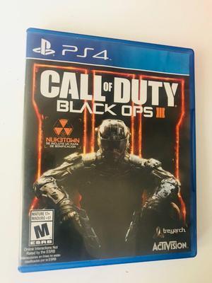 Vendo Call Of Dutty PS4 En Buen Estado
