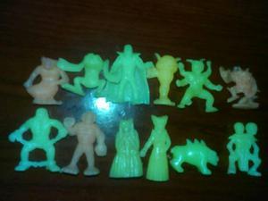 Colección Completa Miniaturas Mutantes Motta