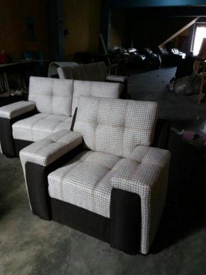 Sofas Muebles Sillones Reversibles Para Sala Buena Posot