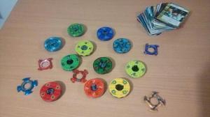 Lote De Spinners Lego Ninjago Movie11 Unidades 60 Cartas