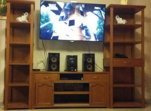 Centro de entretenimiento muebles de sala posot class for Mueble de entretenimiento