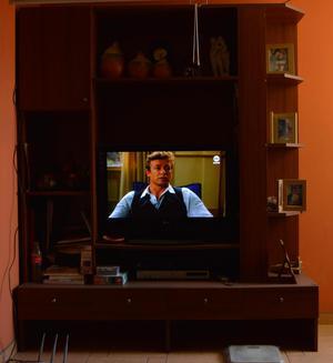 Mueble para televisor y más