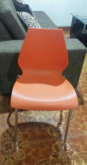 Ocasion remato sillas para jugueria posot class for Sillas para jugueria