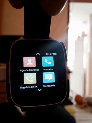 Smarth Acuatico Reloj