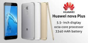 Vendo Huawei Nova Plus Silver