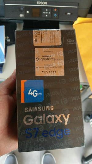 Vendo Samsung Galaxy S7 Edge de 32gb