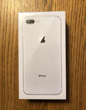vendo o cambio iphone 8 plus nuevo garantia