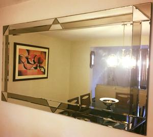 Remato espejo de lujo para sala posot class for Espejos para sala comedor