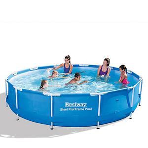 Vendo piscina estructural posot class for Piscina estructural intex