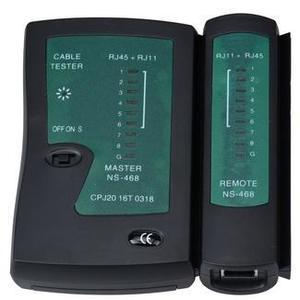 Probador de Cable Cat 5/Cat 5e/Cat 6/UTP