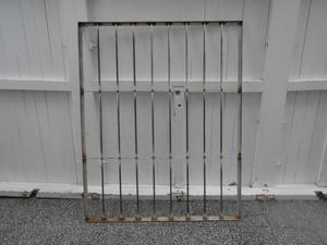 Rejas de Seguridad para tragaluz o ventana.