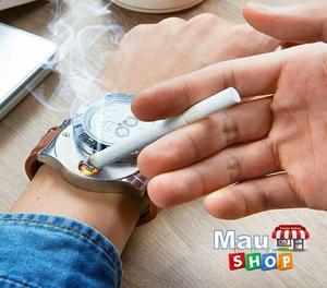 Reloj para Hombres con Encendedor