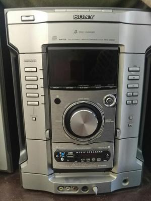 Vendo Cambio Equipo Sony 5parlantes Usb