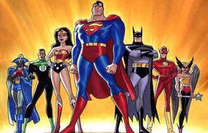 Liga De La Justicia - Serie De Tv Completa Excelente Calidad