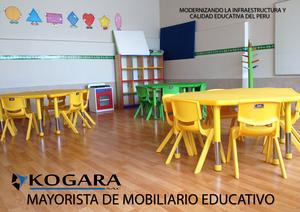 Kogara sac importador de mobiliario lima posot class for Mobiliario educativo