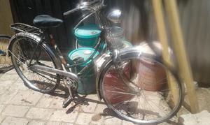 Bicicleta Antigua Completa Hero