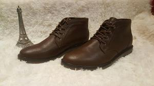 Zapatos Botin Pull And Bear Zara Man Guess