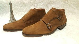 Zapatos Botin Zara Man Guess