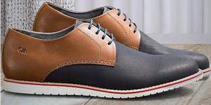 Zapatos Casual Calimod Talla 43 + Kit De Limpieza