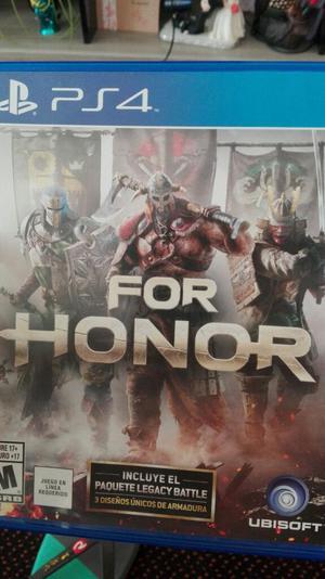 For Honor Ps4 Piura Cambio