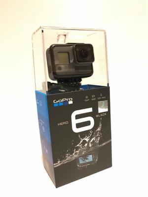 GoPro HERO 6 BLACK HD 4K Camera