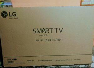 Vendo Televisor LG Smart Os. 3.5 de 49°