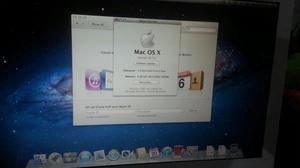 Vendo mi Macbook Blanca en buen estado