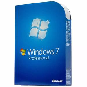 Windows7 Profesional 32 Y 64 Bit Guía Instalación /