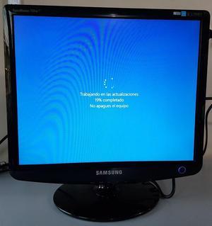 VENDO MONITOR LCD 17 SAMSUNG