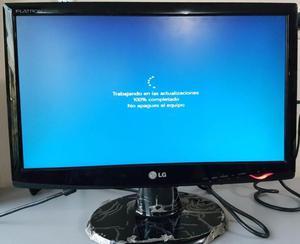 VENDO MONITOR LCD 19 LG