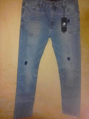 Pantalon Gzuck Nuevo Talla 36 Slim Fit