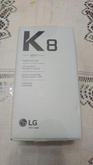 Vendo Lg K Nuevo en Caja Libre 4g