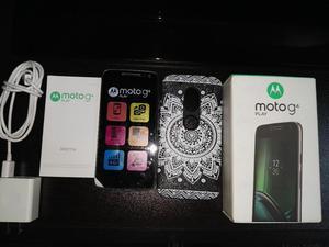 Vendo Moto G4 Plus Libre Accesorios Completos