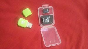 memoria Micro Sd 256gb, Clase 10 NUEVO