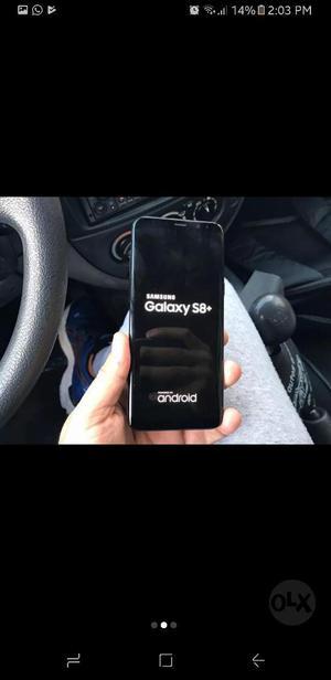 Oferta!! Samsung Galaxy S8 Plus Libre!!