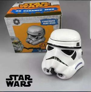 Taza 3d Star Wars - Stormtrooper