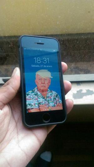 iPhone Se de 16g Libre Cambio O Vendo