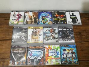 Cambio Juegos para Playstation 3 Ps3!!