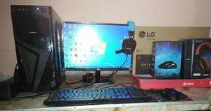 PC Gamer i3 7ma Generación
