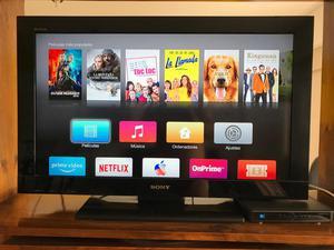 TV Sony Bravia 32 en perfecto estado